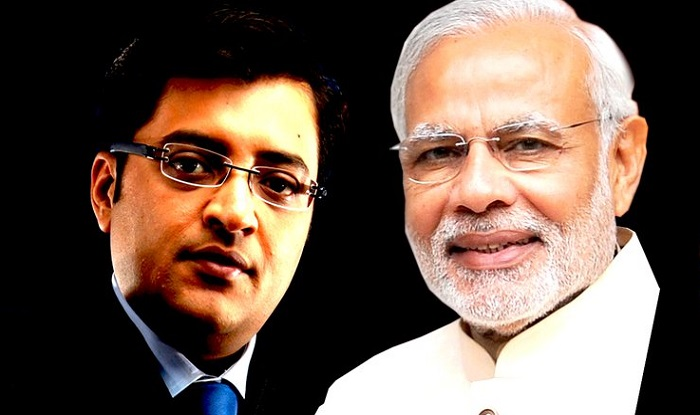 PM Modi Interview with Arnab Goswami   Watch Full Interview