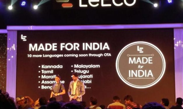 Superphones Assembly Lines in India will be Setup by LeEco